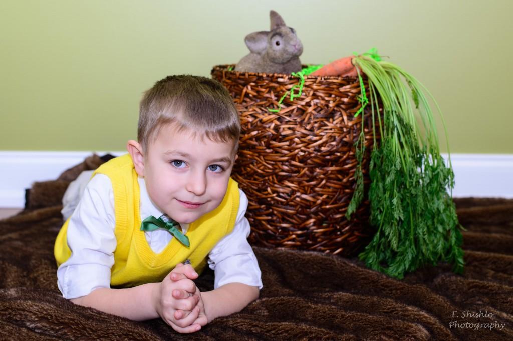 John bunny carrot basket