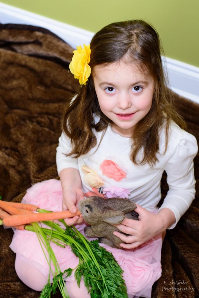 Katie bunny carrots